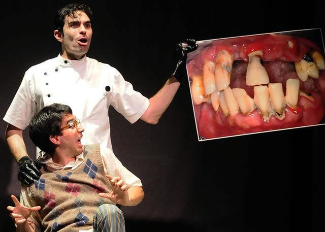 Orin Scrivello and Seymour - Little Shop of Horrors, Sacramento Theater Company