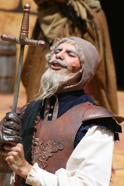 DQ - Man of La Mancha, The Mountain Play